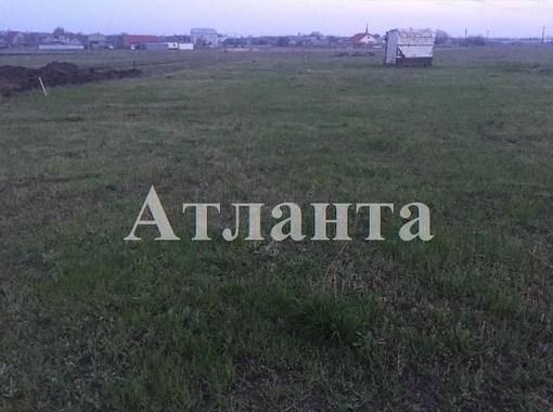 продажа участка номер L-105845 в Нерубайском, фото номер 1